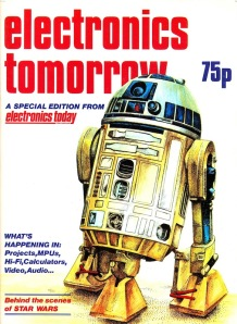 Electronics Tomorrow